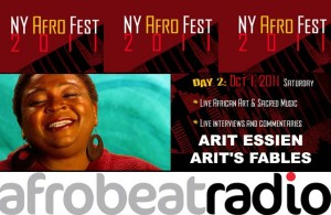 Join us for Afro Fest 2011 in Brooklyn